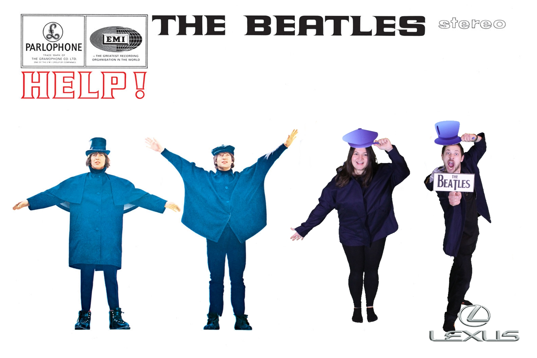 Lexus beatles sample photo infinity booth