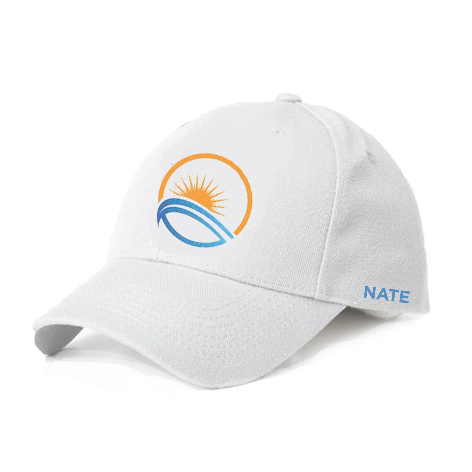 Live Event Printing of a hat.